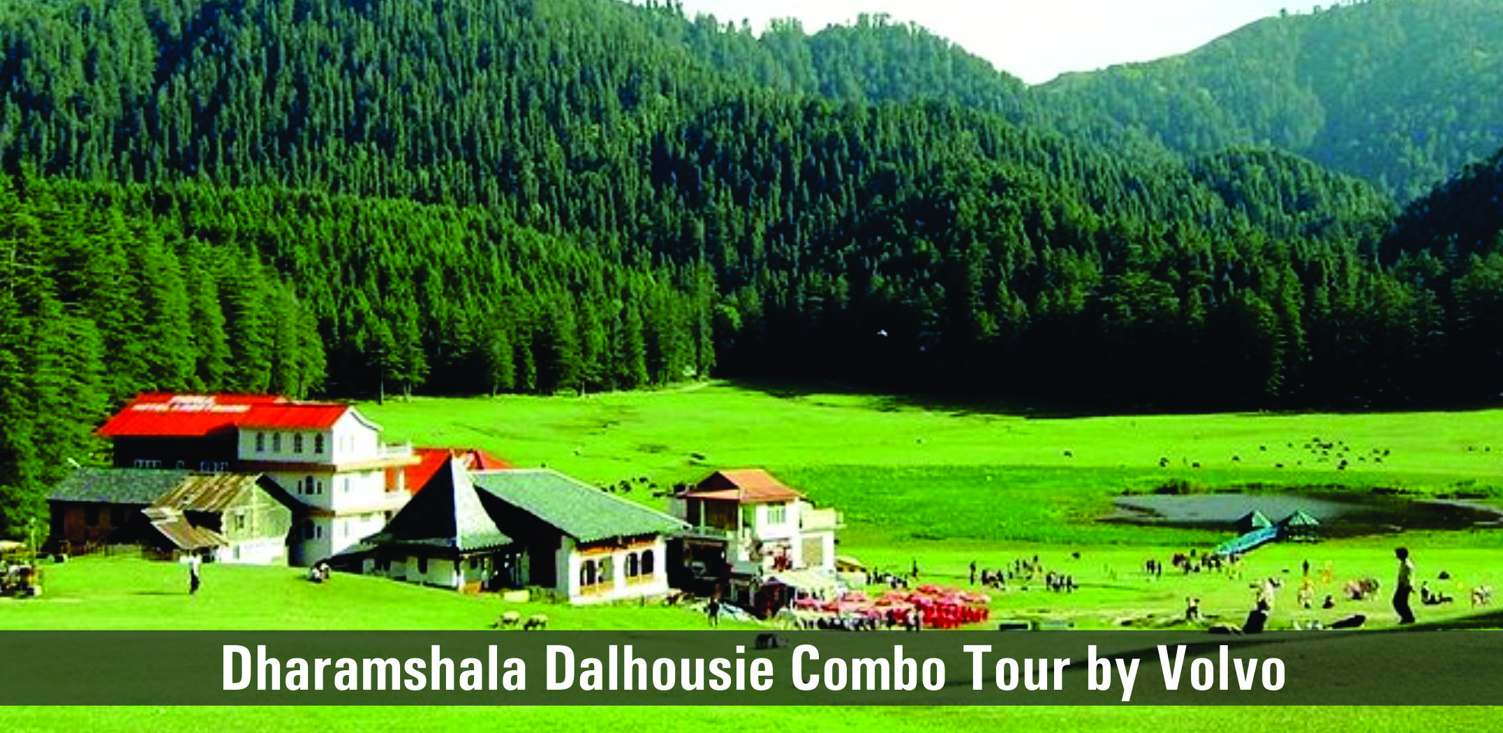 Dharamshala Mcleodganj Dalhousie tour package from delhi   dharamshala mcleodganj and dalhousie package from Chandigarh