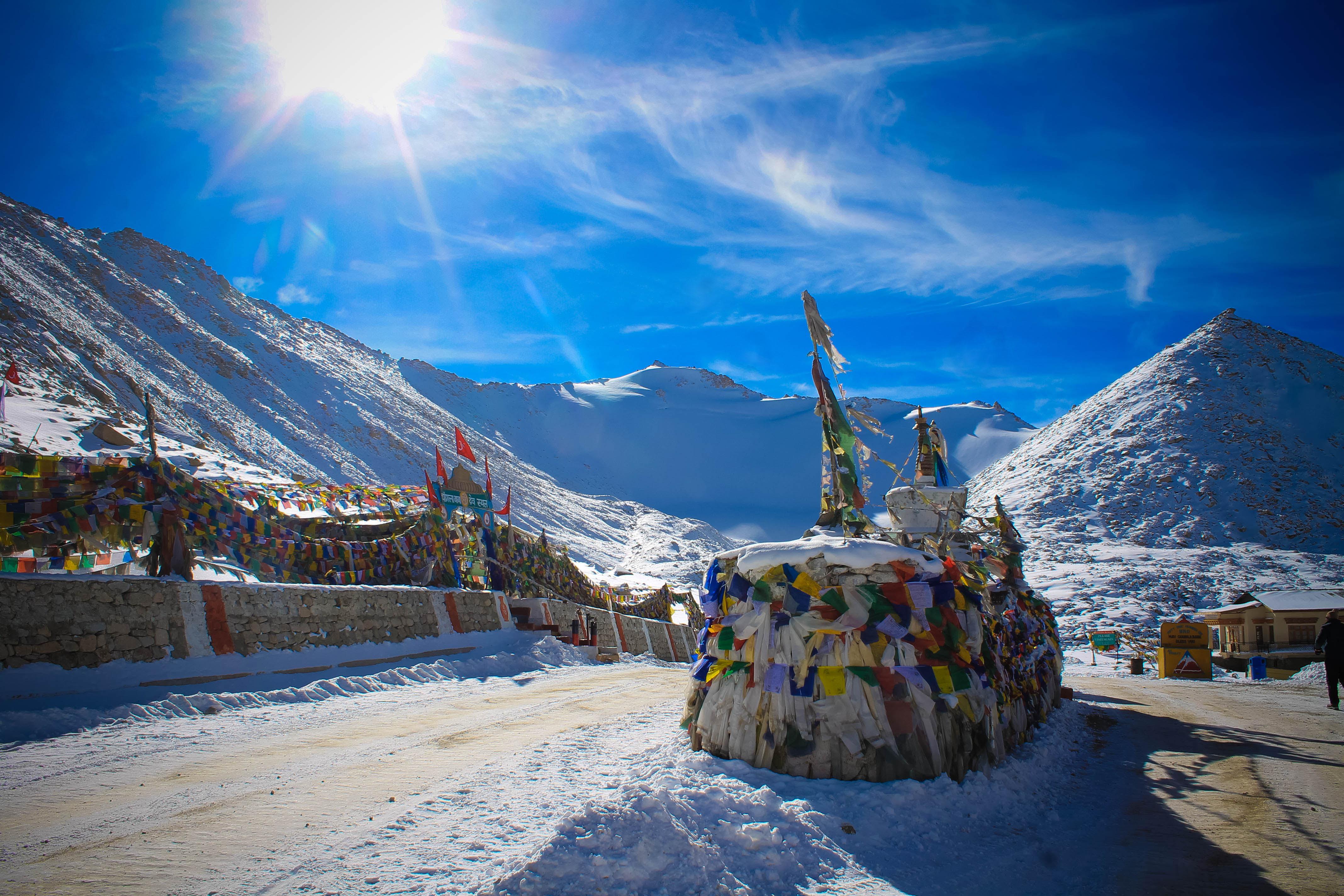 Leh Ladakh Incredible Place of India - Leh Ladakh Tour Package from Delhi